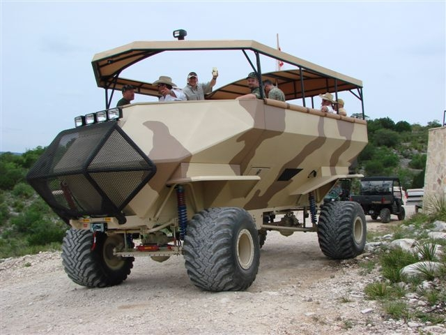 Hunting Vehicle 2
